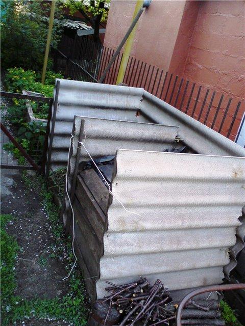 Как сделать компостную яму на даче фото 31